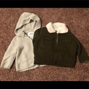 Old Navy Infant Cardigan and Jacket
